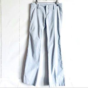 Diesel Light Blue Corduroy Pants